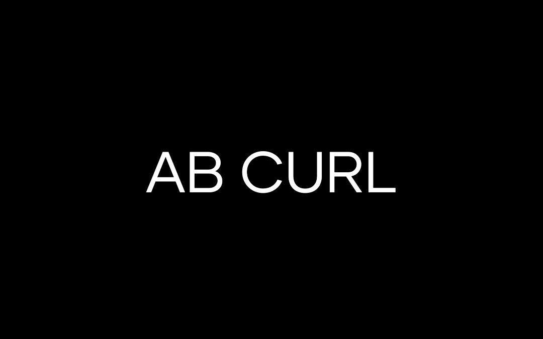 Ab Curl