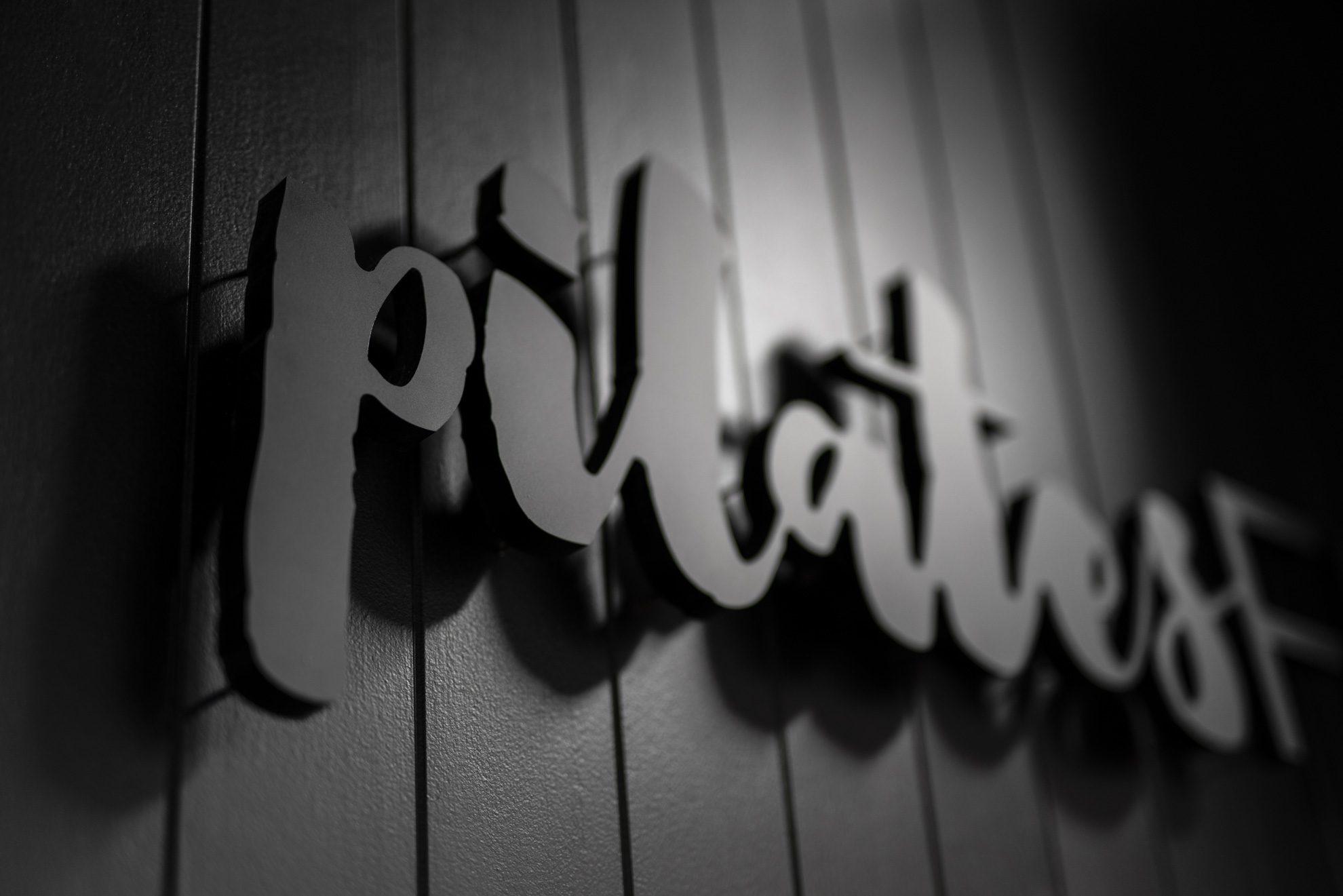 pilatesFIT signage